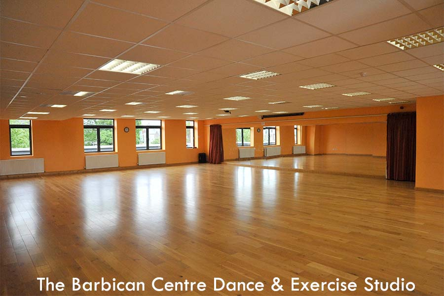 Barbican Dance & Exercise Studio