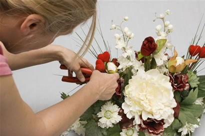 Flower Arranging with Mary Bell Ryan