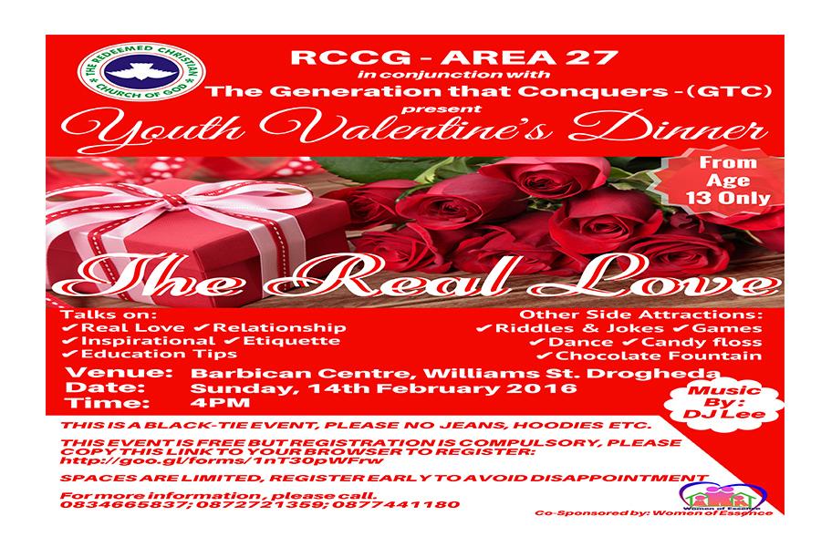 RCCG & Women of Essense