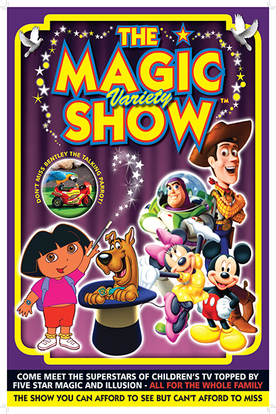 The Magic Variety Show