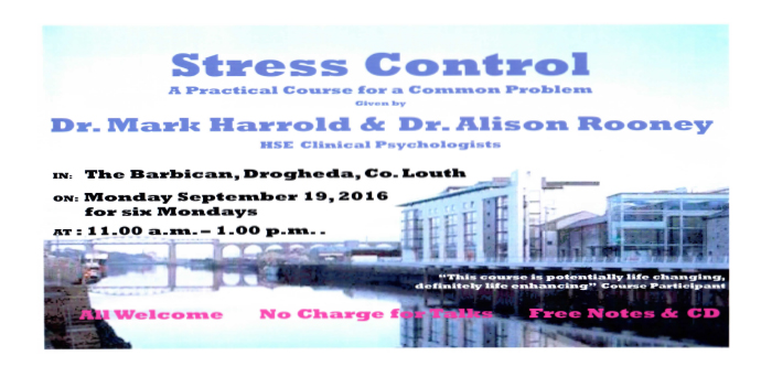 HSE Stress Management 2016