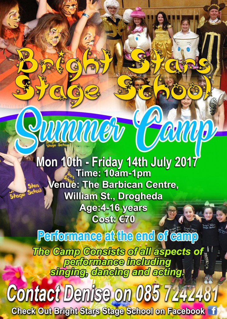 Bright Star Summer Camp 2017