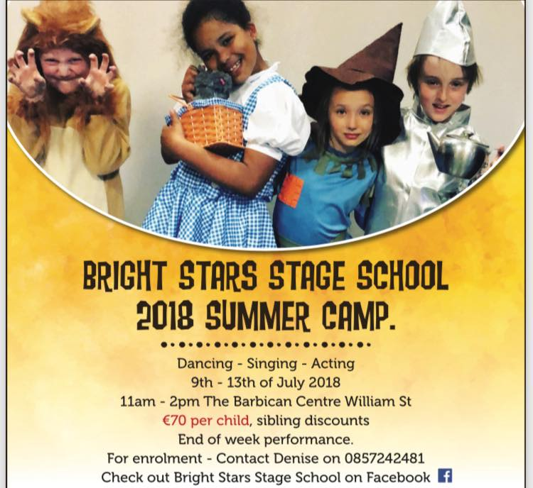 Bright Stars summer camp