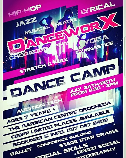 Danceworx Dance summer camp