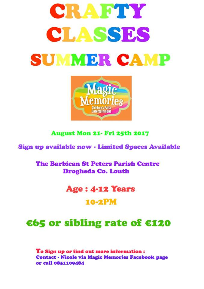 Magic Memories Summer Camp