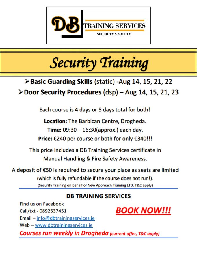 DB Security Poster