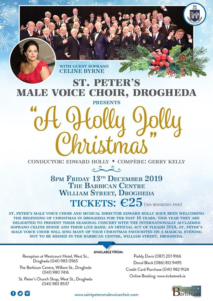 St. Peter's Male Voice Choir Drogheda - Song Book