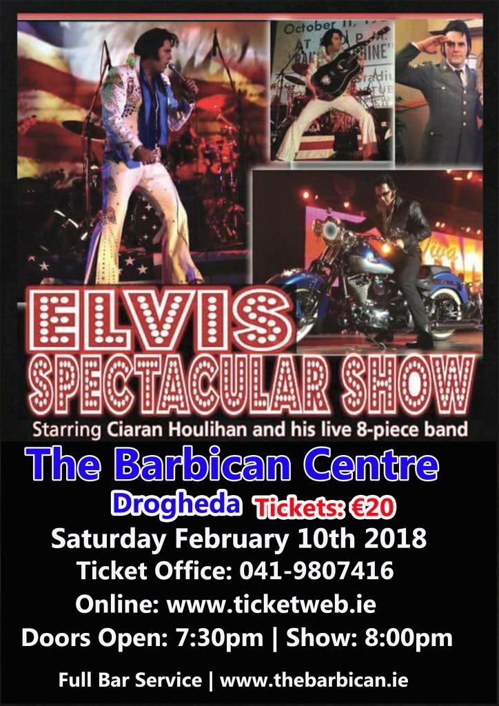 Elvis Spectacular 2018