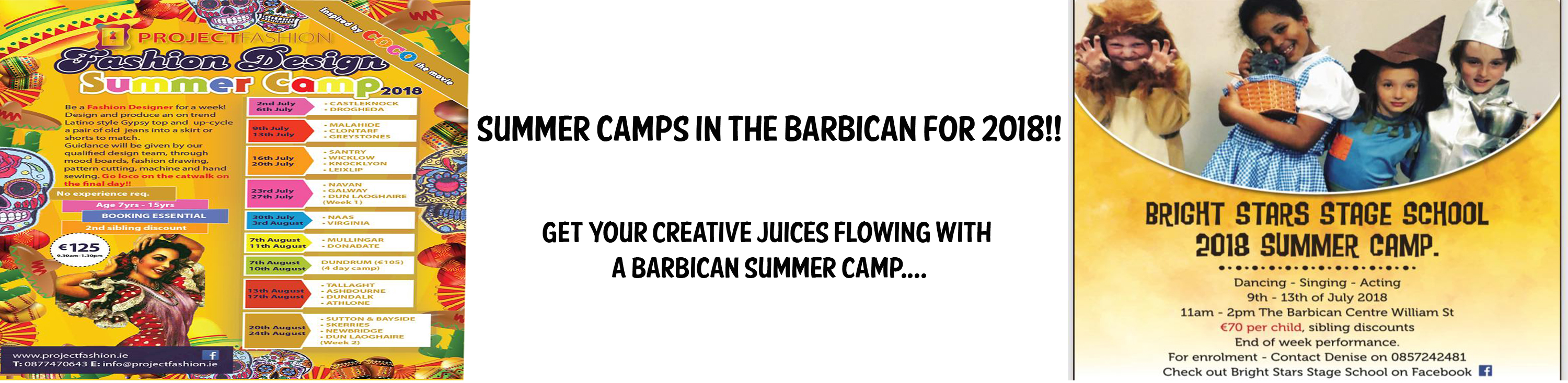 http://www.thebarbican.ie/barbican-summer-camps-2018/