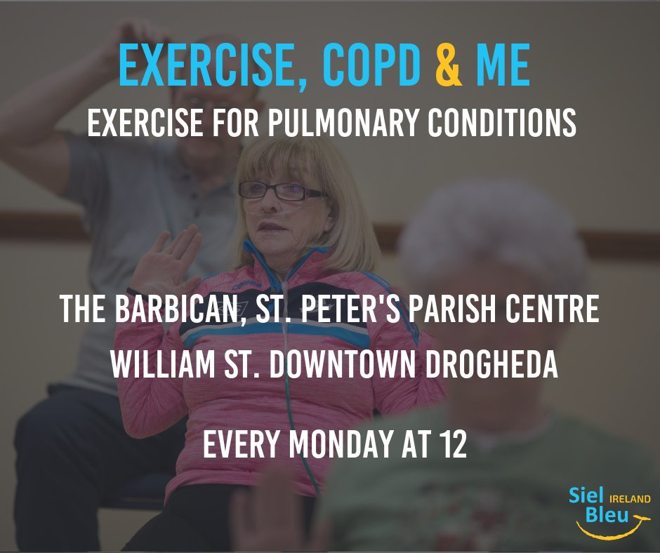 COPD Exercise Class