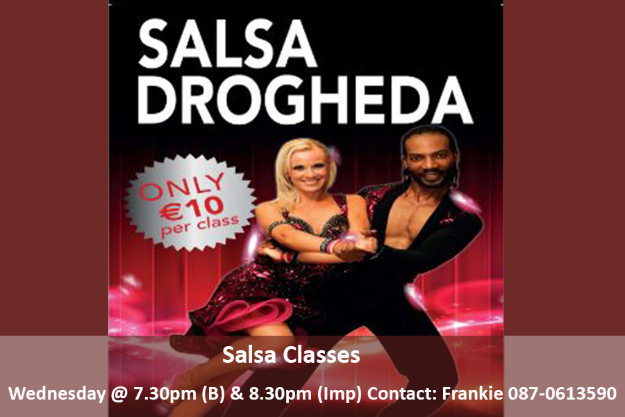 Salsa Dance Classes