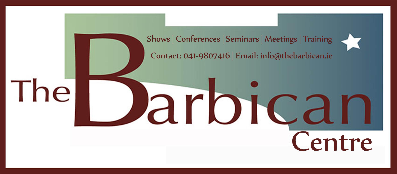 Image result for the barbican centre drogheda