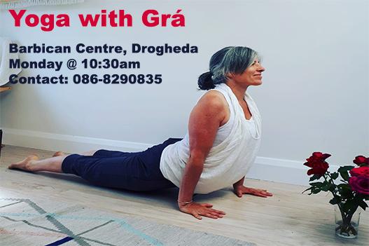 Yoga with Grá