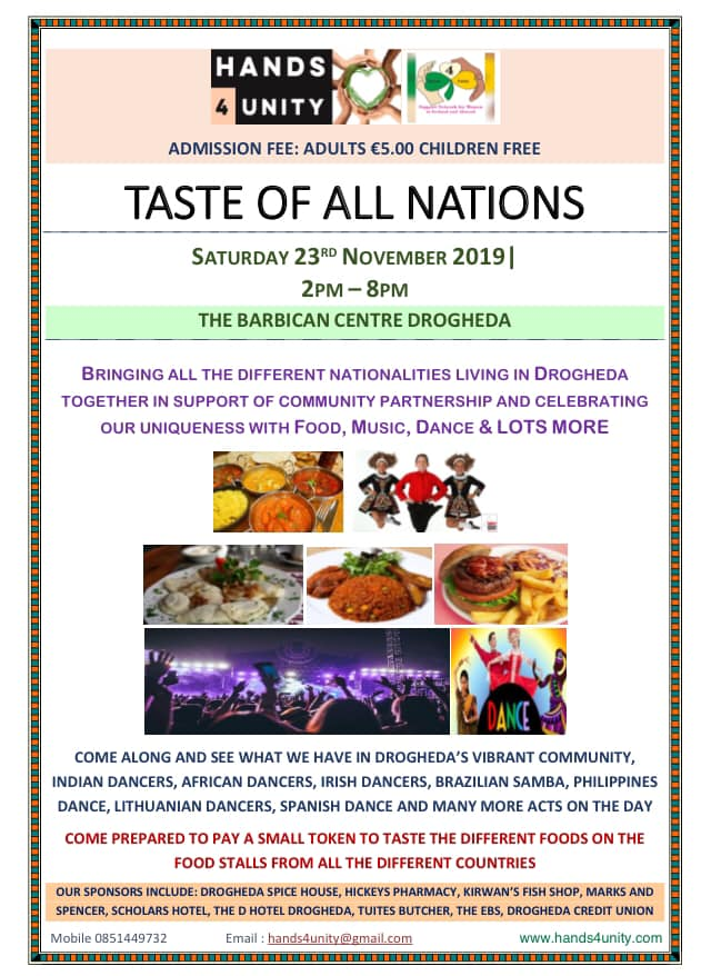 Taste Of All Nations